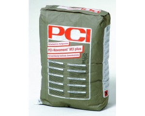 Rychlopotěrová malta PCI Novoment M3 plus