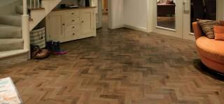 Dřevěná podlaha Parkety Dubové č.2