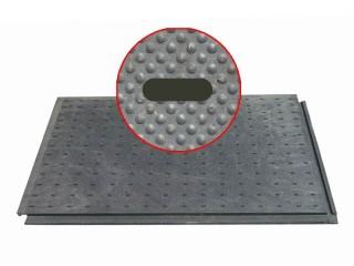 Recyklovaná Podlahová Deska Replast EXPO - Děrovaná
