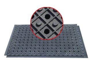 Recyklovaná Podlahová Deska Replast Paddock - Děrovaná (113A) č.1