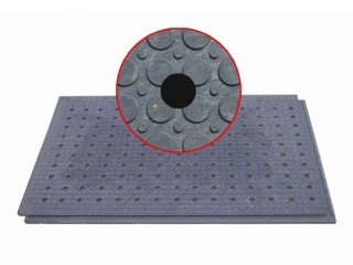 Recyklovaná Podlahová Deska Replast Interiérová - Děrovaná (115A) č.1