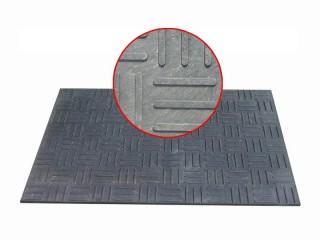 Recyklovaná Podlahová Deska Replast Stájová Hladká