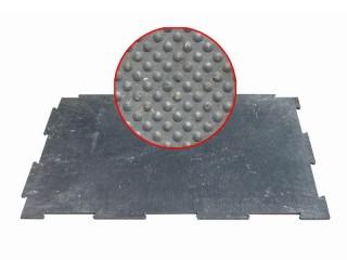 Recyklovaná Podlahová Deska Replast Kuličková Hladká - Puzzle